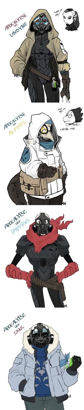 Apocalypse AU