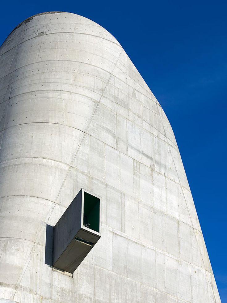 Le Corbusier, Cemal Emden · Eglise Saint Pierre