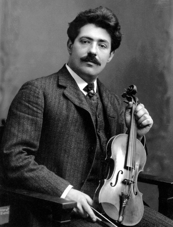 Fritz Kreisler - Violinist