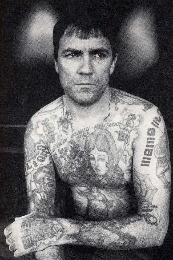 Tatouages de prisonniers russes tatouage encyclopedie criminel russe prison 15 photo