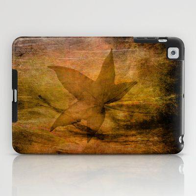 Old memories iPad Case by Oscar Tello Muñoz - $60.00