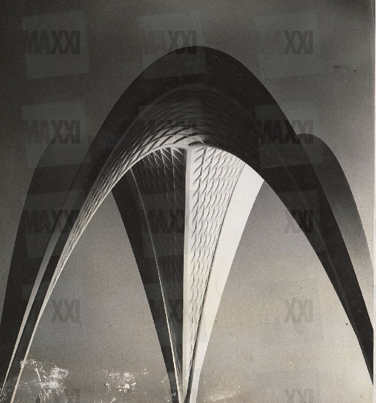 114 Best Pier Luigi Nervi Images On Pinterest