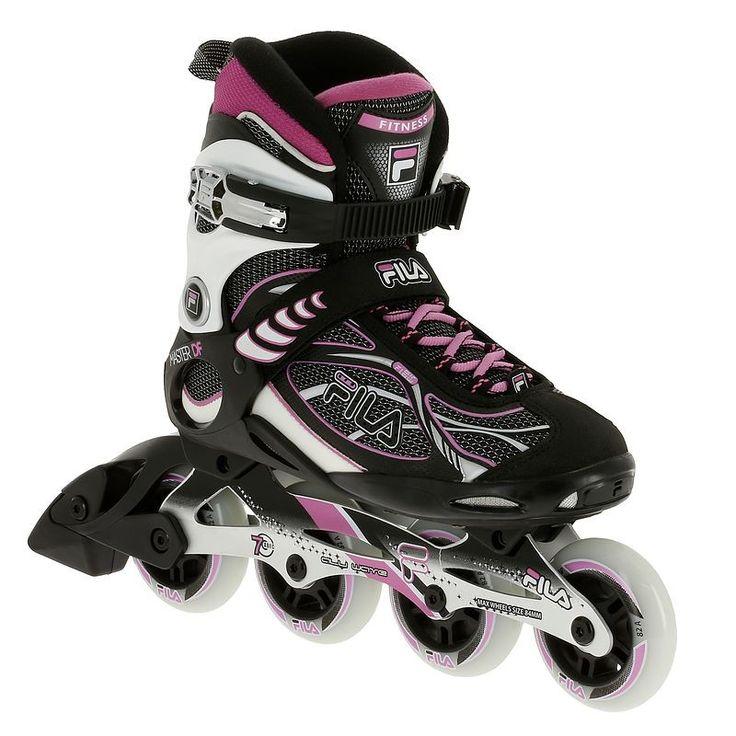 GLISSE URBAINE Trottinette, skate, roller... - Roller MASTER DF femme FILA - Trottinette, skate, roller...