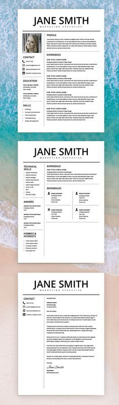 The 25+ best Cv templates free download ideas on Pinterest Free - free resume template downloads for mac