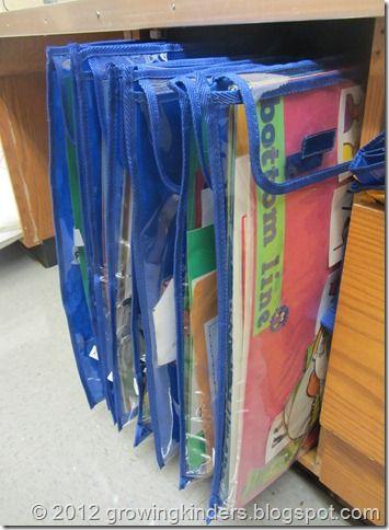 Bulletin Board Storage_Large Pieces
