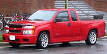 Chevy Colorado xTreme extended cab - First Generation