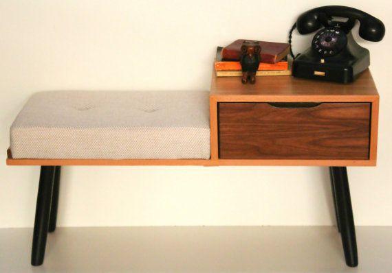 Eingangsbereich Bank/Klatsch Tisch / Mitte von craftworksfurniture