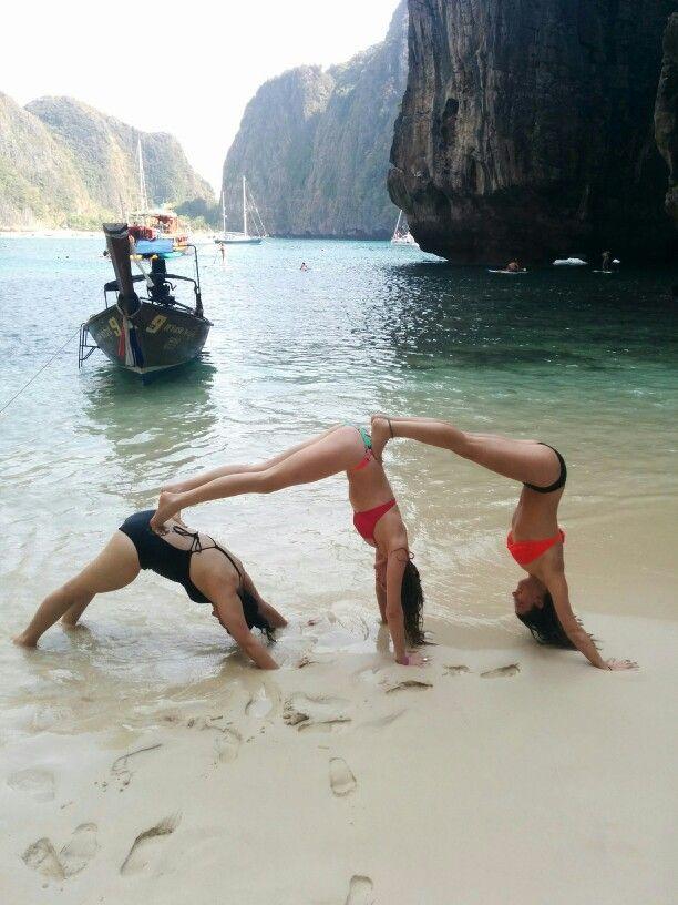 #yoga #thailand