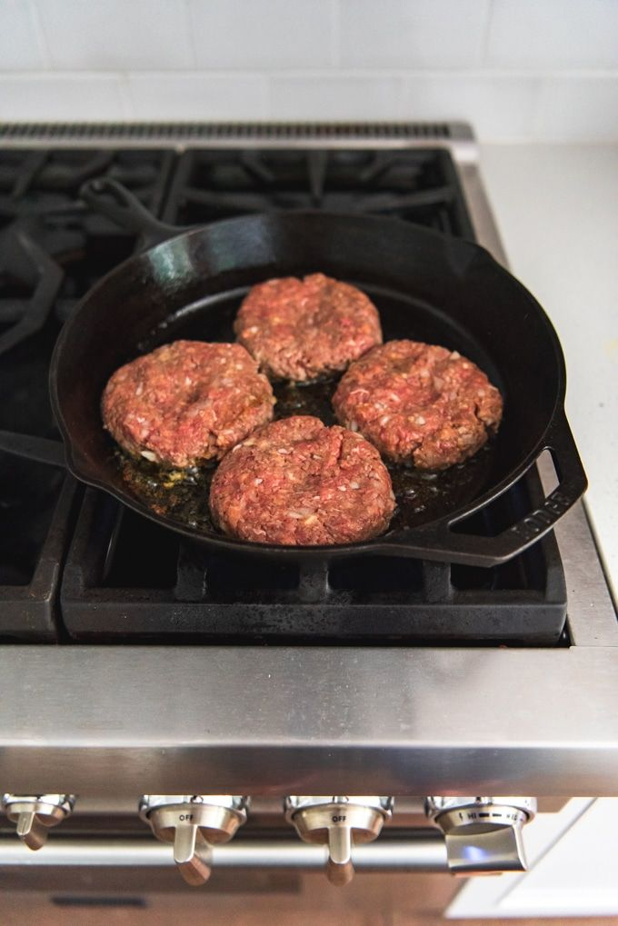 Meatloaf Hamburger Patties
