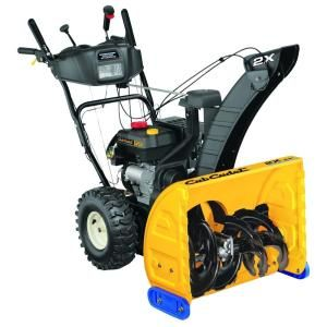 CR's top rated 2-stage gas snow blower.