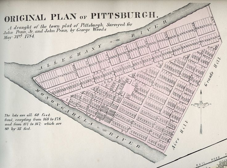 Best Maps Of Pittsburgh PA Images On Pinterest Maps - Map of pa towns
