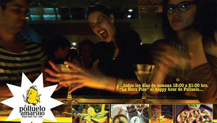 El Polluelo Amarillo | Finger food - Bar - Café
