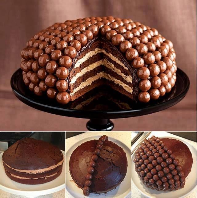How to Make Maltesers Cake | iCreativeIdeas.com Like Us on Facebook ==> https://www.facebook.com/icreativeideas