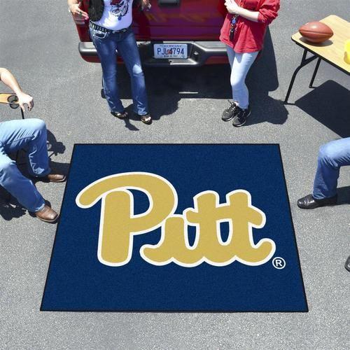 Pitt University Panthers Tailgate Area Rug 5' x 6'