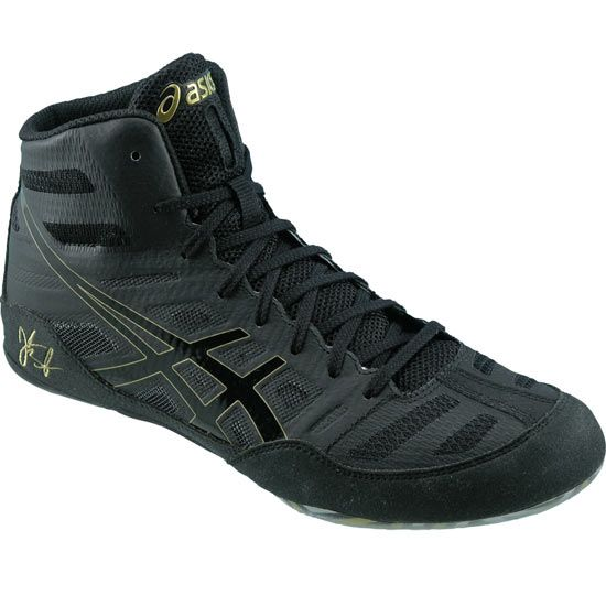 ASICS Jordan Burroughs JB Elite Wrestling Shoes... Is it bad that I love these and I am not a wrestler anymore?