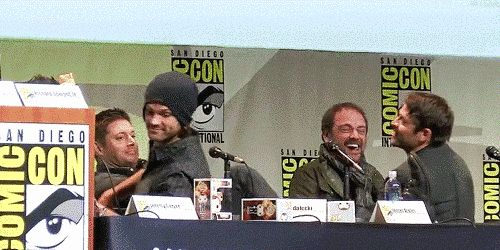 "A ""Supernatural"" Writer Got Dragged For Misogyny At Comic-Con And The Cast Just Laughed"
