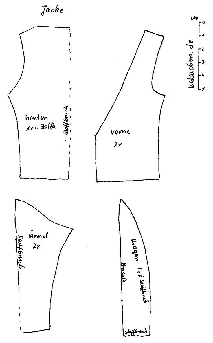 how to make shirt collar display for vests