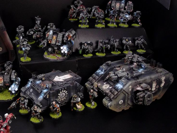 Iron Hands army