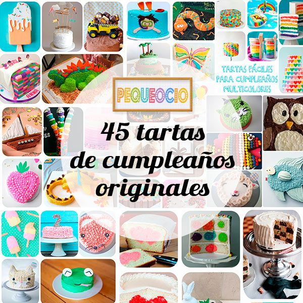 M s de 20 ideas incre bles sobre tortas de cumplea os - Ideas divertidas para cumpleanos ...