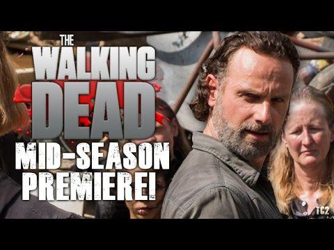 The Walking Dead Season 7 Episode 9 - Rock in the Road - Video Review!