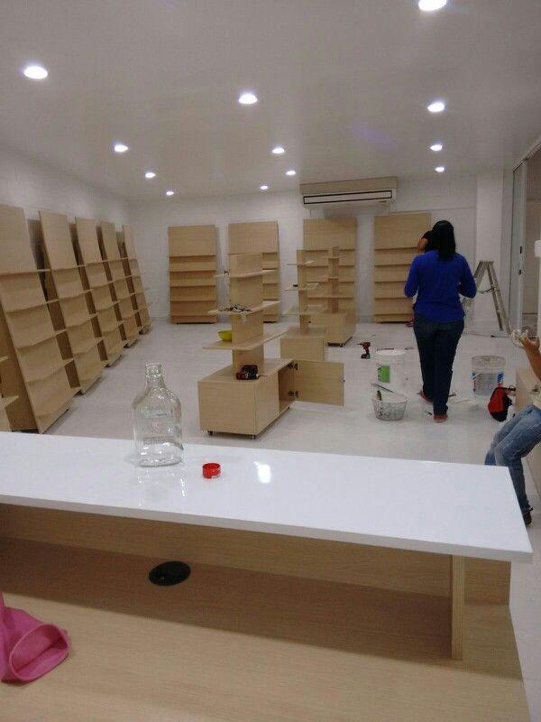 Mobiliario de Libreria