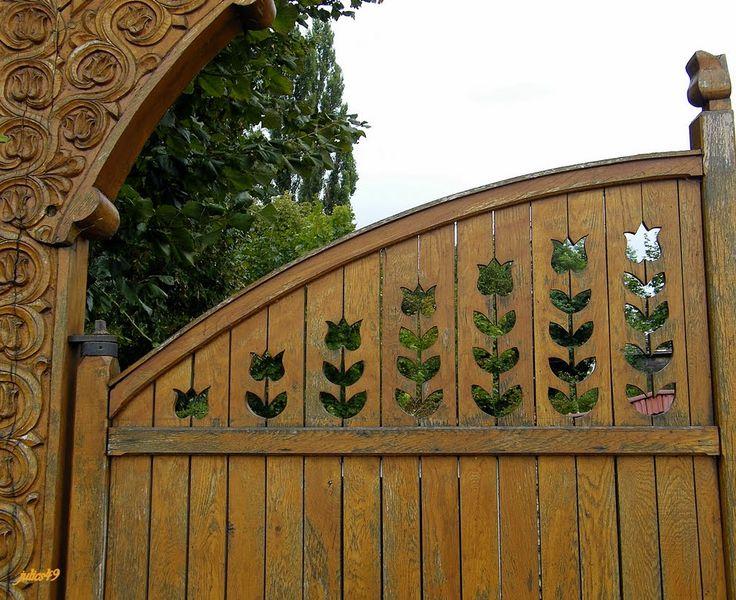 tulipános kerítés - Hľadať Googlom