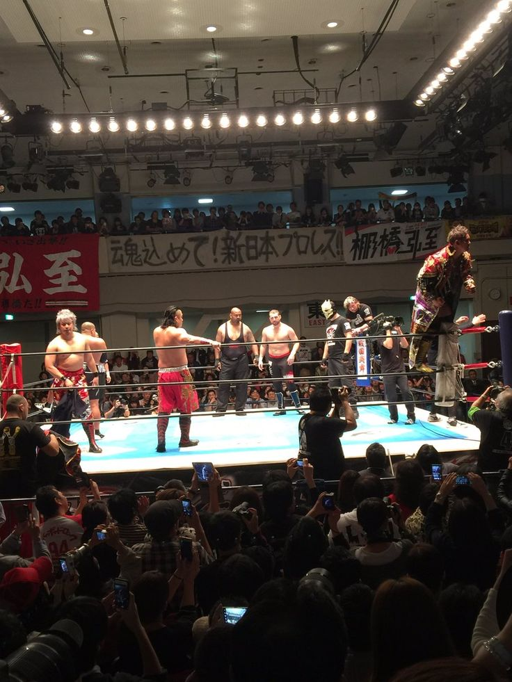 Yoshi-Hashi, Tomohiro Ishii, Hirooki Goto, and Kazuchika Okada vs. Bad Luck Fale, Chase Owens, Bone Soldier, and Kenny Omega