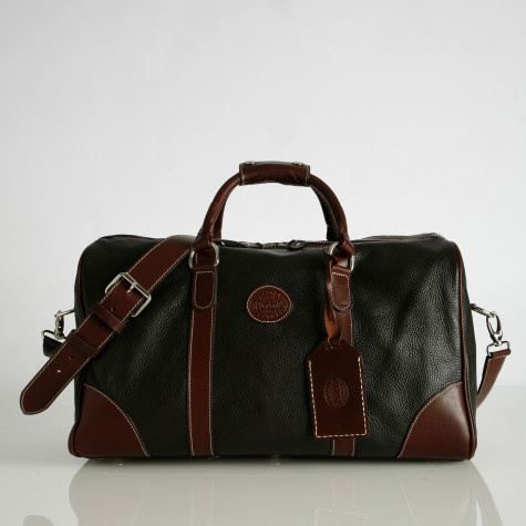 Roots Canada - Small Banff Bag. Designed and manufactured in Canada. 100% Italian Leather. $348