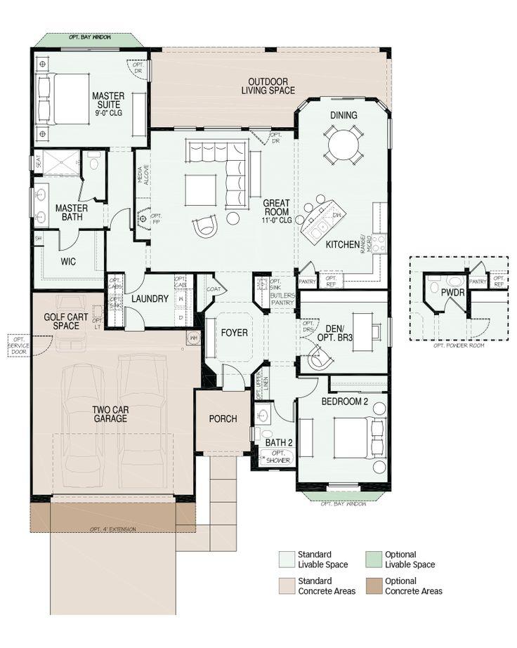 3470 Best Floor Plans Images On Pinterest House Floor