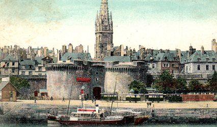 La gde porte St Malo Ille et vilaine...Bretagne