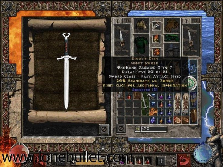 Get the Battle for Elements 1.50 Diablo 2 mod for for free download with a direct download link having resume support from LoneBullet - http://www.lonebullet.com/mods/download-battle-for-elements-150-diablo-2-mod-free-17349.htm - just search for Battle for Elements 1.50 Diablo 2