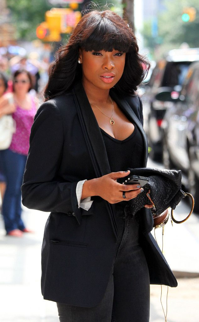Steve Carell Hair >> Jennifer Hudson from The Big Picture: Today's Hot Photos ...