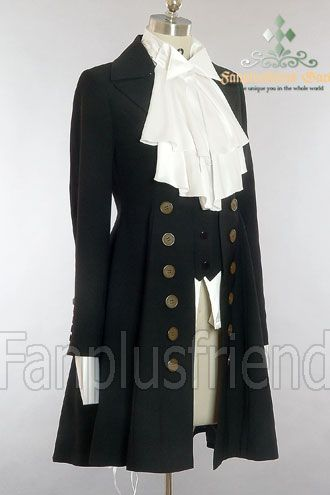 1700 Period Clothing | Metrosexual?