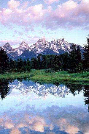 Grand Teton: Places To Visit, Jenny Lakes, Teton National Parks, Beautiful Places, Rocky Mountains, Wake Up, Beautiful Mountain, Grand Teton, National Parks Wyoming
