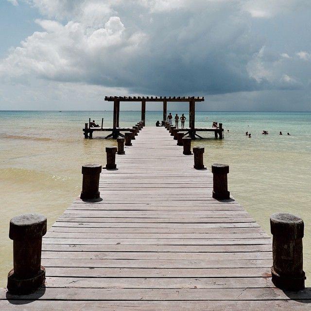 Mexico, Playa de Carmen (Via Beaches App)