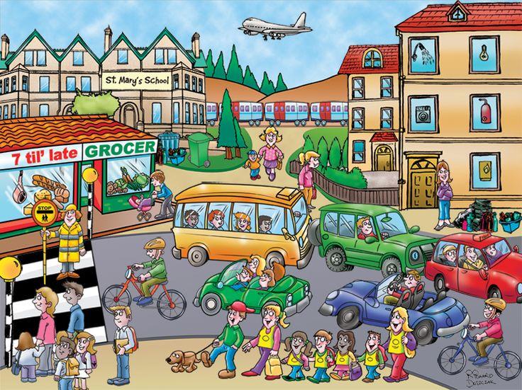 (2015-05) Hvad gør de i trafikken?