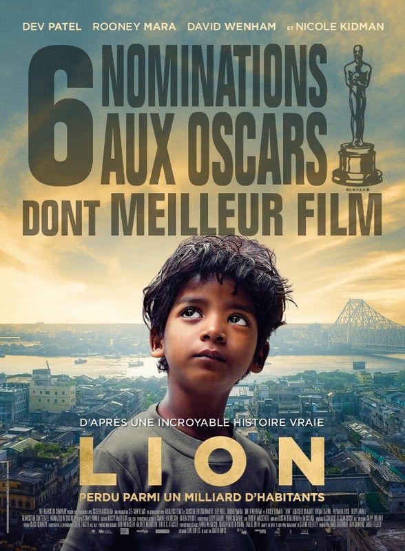Une incroyable histoire vraie : à 5 ans, Saroo se retrouve seul dans un train traversant l'Inde qui l'emmène malgré lui à des milliers de kilomètres de sa famille. Perdu, le petit garçon doit apprendre à survivre seul dans l'immense ville de Cal...