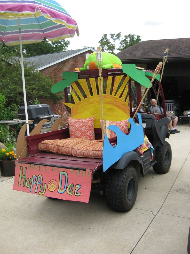 62 Best Parade Float Ideas Images On Pinterest Golf