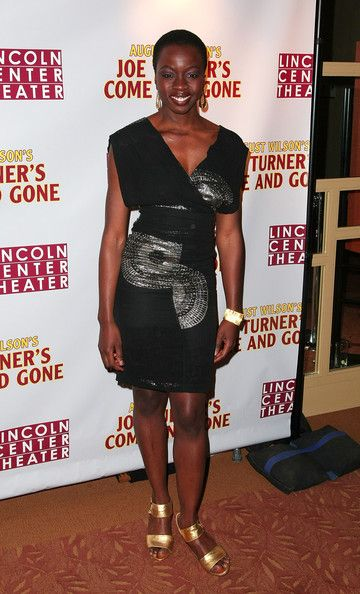 "Danai Gurira Photos Photos - Danai Gurira attends the opening night party for ""August Wilson's Joe Turner's Come and Gone"" at the Millenium Hotel on April 16, 2009 in New York City.  (Photo by Andrew H. Walker/Getty Images) * Local Caption * Danai Gurira - Opening Night Of ""August Wilson's Joe Turner's Come And Gone"" - After Party"