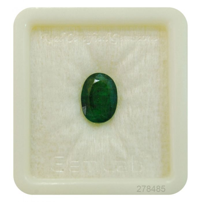 Buy Natural Emerald Sup-Pre 3+ 2.2ct from http://bit.ly/2t5rACY Certified Colombian Emeralds