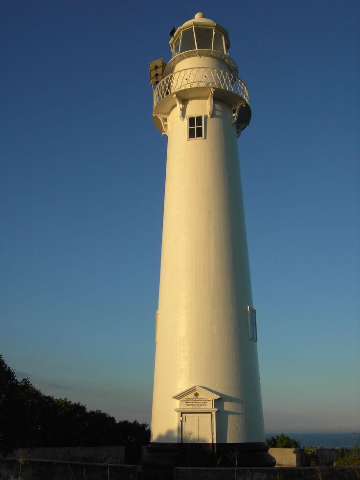 Ponta das Conchas lighthouse [1872 - Ilha do Mel, Paraná, Brazil]
