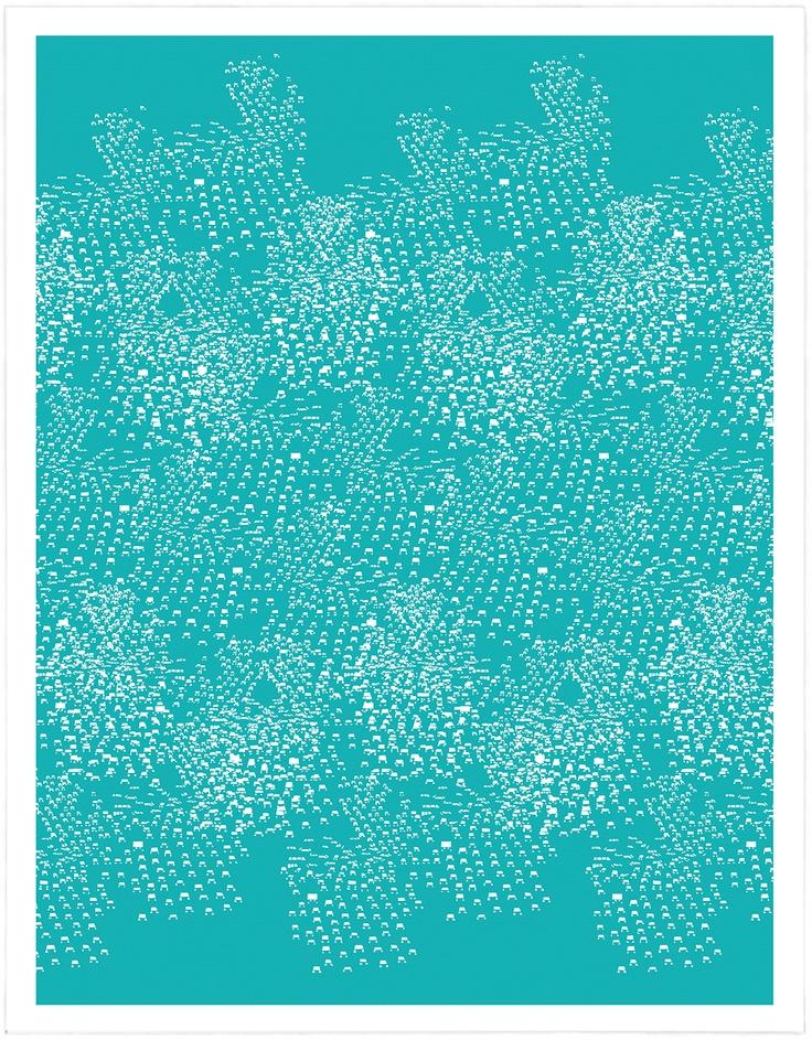 blue Traffic by Julia Heurling