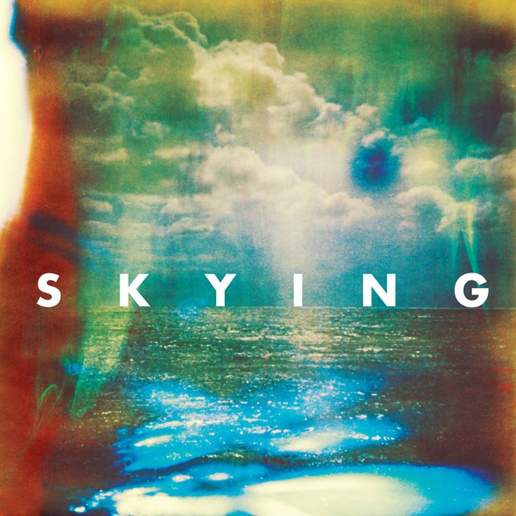 The Horrors - Skying