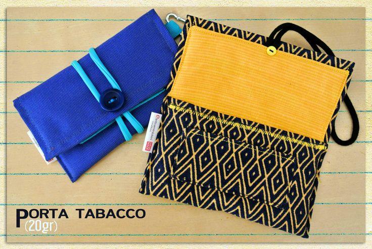 Porta tabacco -  tobacco pouch  Visit and Share:  https://www.facebook.com/magliette http://elettraministeri.com