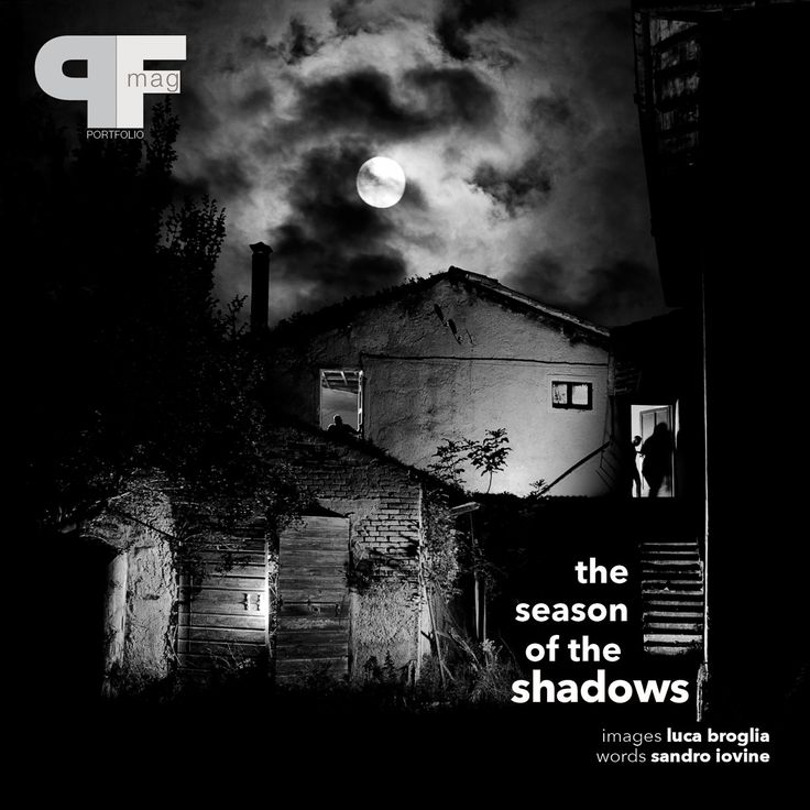 The season of the Shadows by Luca Broglia