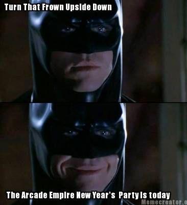 Batman Arcade Empire