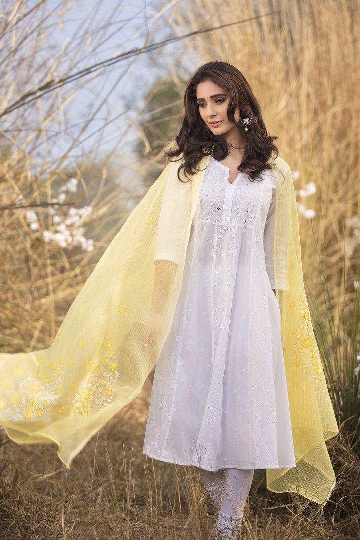 #Kurta #Dupatta #Chikankari #Embroidery #Cotton #ColorBlocking #White #Yellow #LookOfTheDay #SummerLights #WomensCollection #WomensWear #JustIn #NewArrivals #Fashiongram #DressToImpress #PerfectDayOut #SummerWear #Contemporary #Stunning #Fabindia #Stylish #TrendAlert