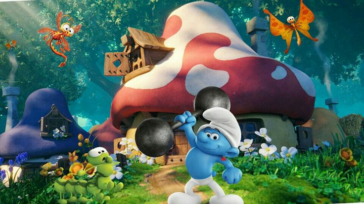 40 best fun activities for kids images on pinterest - Hefty smurf the lost village ...