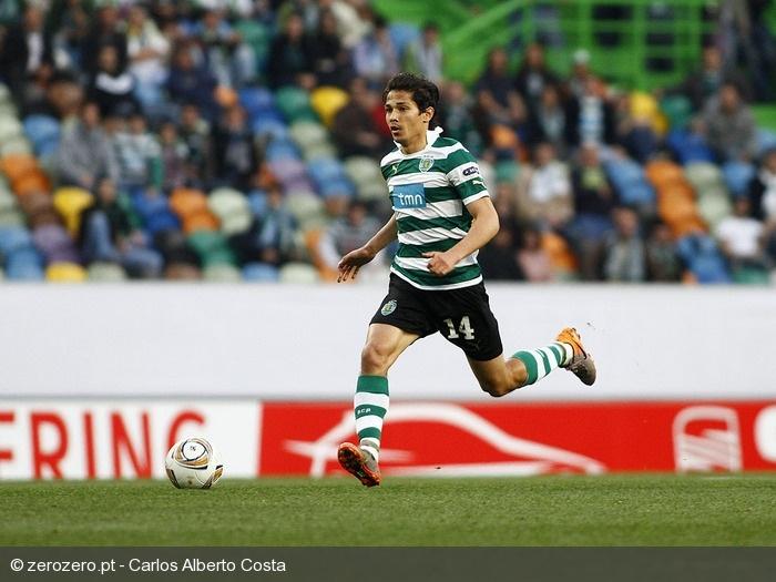 Matias Fernandez  Sporting Clube de Portugal