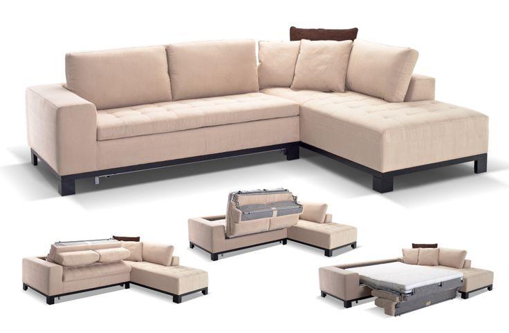 Bed sofa Mod. Galileo / Divano letto Mod. Galileo